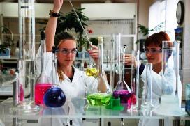 Обучение на лаборанта химического анализа